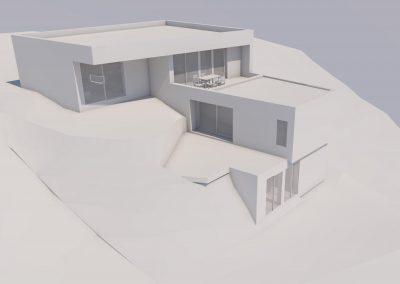 Villa i Vikhammer