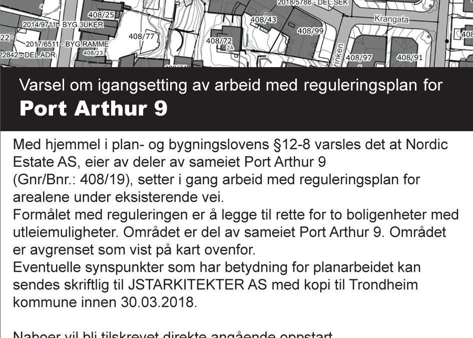 Port Arthur 9