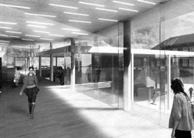 Kunnskaps- og kulturtorget i Kongsberg